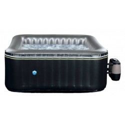 Inflatable Spa square Aspen 4-seater Netspa