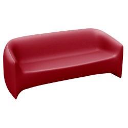 Colpo divano rosso di Vondom