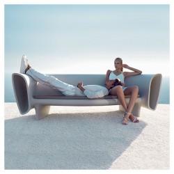 Base Bumbum Vondom bianco divano