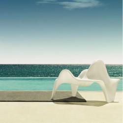Blanco F3 sillón Vondom