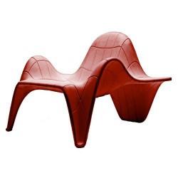 F3 Armchair Vondom Red