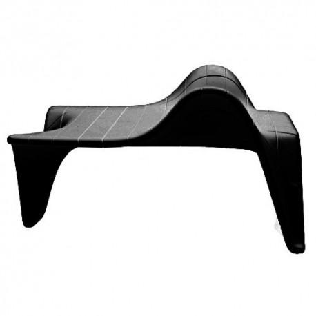 F3 Table low Vondom black