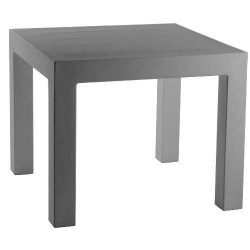 Jut Mesa 90 Table high Vondom grey