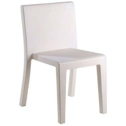 Jut Silla Chair Vondom white