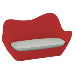 Sabinas Vondom red Sofa