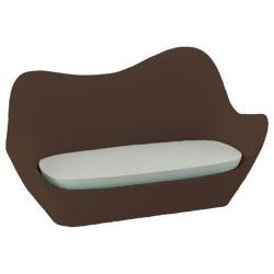 Sabinas sofá empuxo Bronze