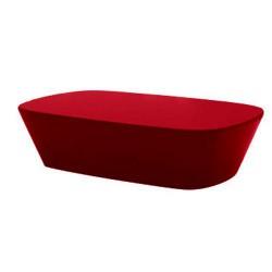 Sabinas Vondom rote Couchtisch