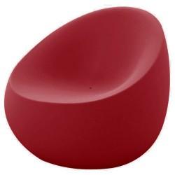 Кресло Vondom красный камень