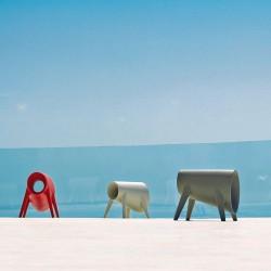 凳子 Bumbum Toro Vondom 白色