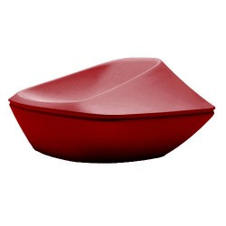 UFO armchair Vondom Red