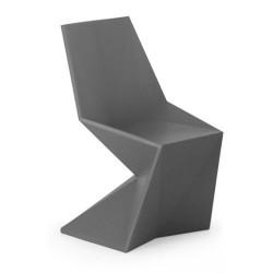 Cinza de Silla cadeira filhinhos de vértice