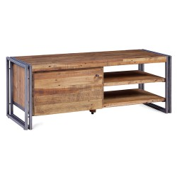 130 wood and Metal KosyForm TV stand