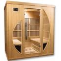 Infrarot-Sauna Orwen Club 4 Plätze VerySpas