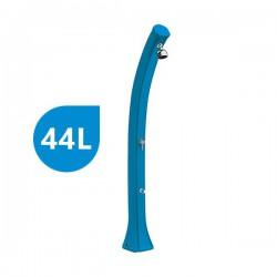 Douche Solaire Happy 4x4 - 44L Bleu avec Rince-pieds Formidra