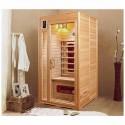 Sauna Infrarot-Montana 1 Platz VerySpas