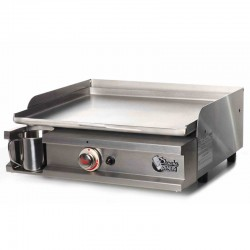 Plancha Tonio Primo 1 fire box and plate stainless steel gas