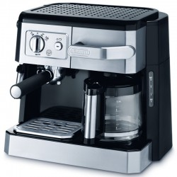 Handset espresso Delonghi with door filter Crema