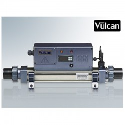 Electric pool Vulcan analog Mono 3KW titanium heater
