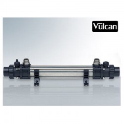 Vulcan 70kW-titanium Tubular heat exchanger