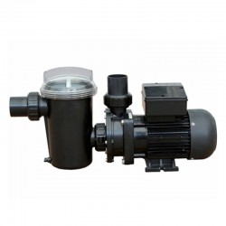 Pump Poolstyle 1 - 2cv Mono filtration for swimming pool off ground about 13 m3h