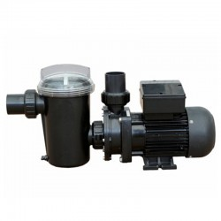 Pompe de Filtration Poolstyle 1cv Mono pour Piscine Hors Sol environ 12 m3h