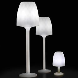 Lampe Vases Vondom Design Blanche H180