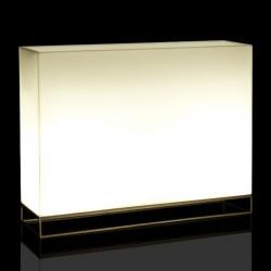 Planter Vela Vondom wall light white