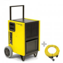 Dehumidifier professional Mobile Trotec TTK175S with extension cable 20 meters