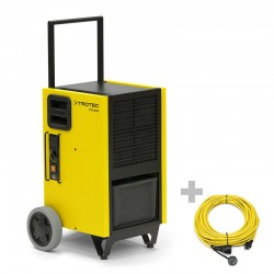 Dehumidifier professional Mobile Trotec TTK 355 S with extension cable 20 meters
