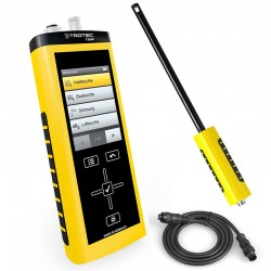 Trotec T3000 with sensor multifunction Tester system TS 470 SD
