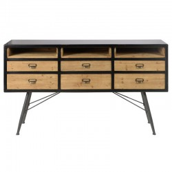 Low industrial Pine Mountain High KosyForm Style furniture