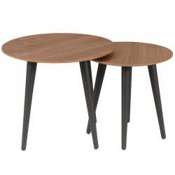 Tables Basse Bouts de Canapé Gigognes Woody KosyForm