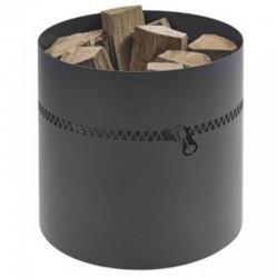 Wood gray steel Dixneuf Design Flash storage