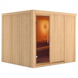 Sauna Vapeur Finlandais Gobin 4 Places