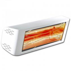 赤外線 Heliosa やあデザイン 44 白いカッラーラ 1500 w IPX5 を加熱