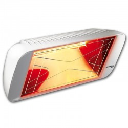 Infrarot-Heliosa Hi Design 66 Bügeleisen 2000W Mobile Heizung