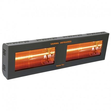 Heating infrared Varma 400-2 IPX5 wrought iron 4000 Watts