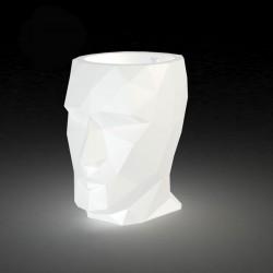 Vaso Adan luminoso VONDOM LED bianco 42