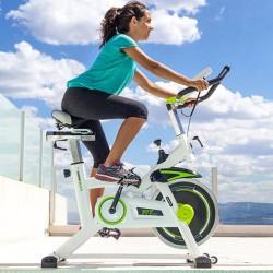 Vélo de Spinning Fitness Cecotec avec Écran LCD