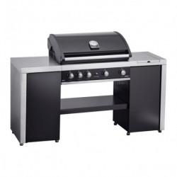 Kitchen outdoor MAXIM GTI4 Island Set Grandhall