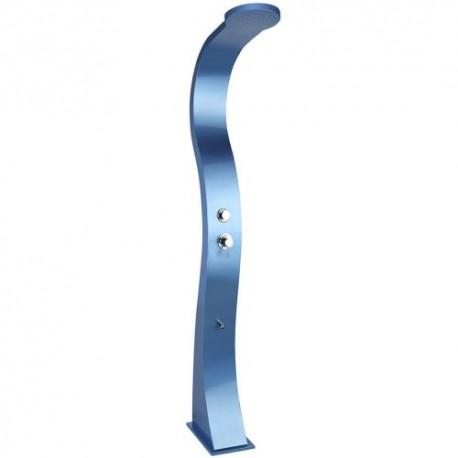 Douche Métallisée Bellagio Formidra Bleue 37L