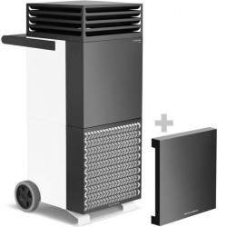 TAC V-Trotec White-Black Air Purifier with Soundproofing Capot