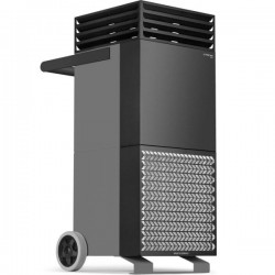 TAC M high-frequency air purifier Grey basalt-black Trotec