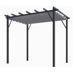 デュラマックスウッドスタイルプレミアムガーデンシェルター10.56m2 PVC