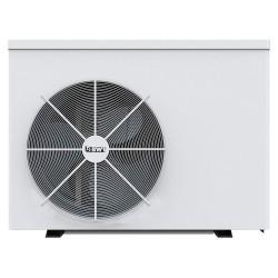 Poolex Q-Line 7 vertical heat pump for Basins 30 to 40 m3