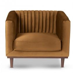 Mantis KosyForm Beige velvet Chair