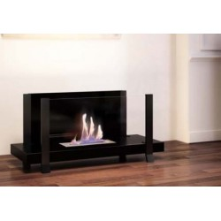 Bio ethanol sublim Bench Fire fireplace