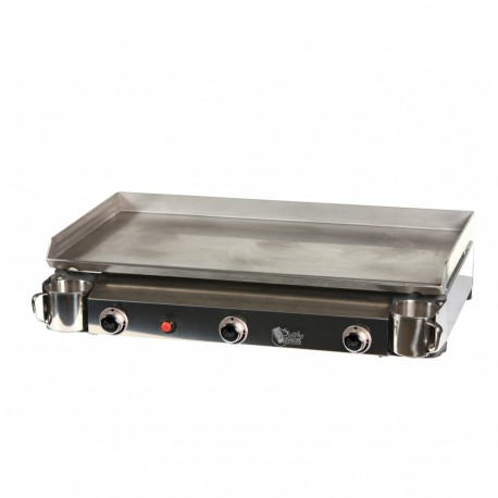 Griddle gas all stainless 7500 kw Triad 1 TONIO - Selects SavorCook
