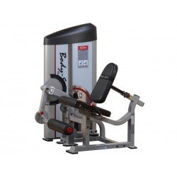 Poste extension des jambes avec tour de poids S2LEX-3 Pro Clubline