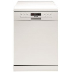 Dishwasher DFH13117W BRANDT